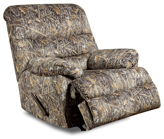 Conceal Camo Recliner  Recliner Chairs  columbus  by