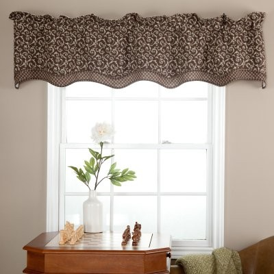Curtain Valance Modern Decorate Our Home With Beautiful Curtains