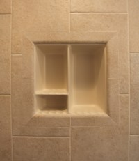 Book Of Bathroom Recessed Shelves In Spain By Jacob ...