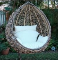 Egg Swing Chair - Contemporary - Hammocks And Swing Chairs ...