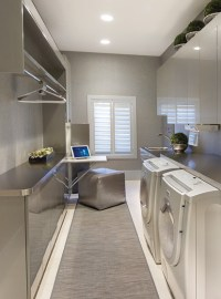 Laundry Room - Modern - Laundry Room - other metro - by ...