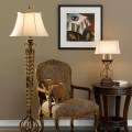 Traditional table lamp living room castalia floor lamp and table