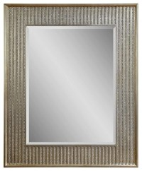 bling bathroom mirrors bling chagne rectangle wall mirror ...