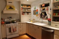 Vintage Inspired Kitchen Kitsch for sure! - Eclectic ...