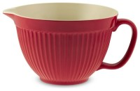 Melamine Large Batter Bowl With Handle - Contemporary ...