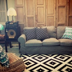 Nice Mirrors Living Room Charcoal Sofa Music Studio - Eclectic Other Metro By ...
