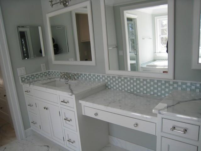 Marble Vanity Countertop  Traditional  Bathroom