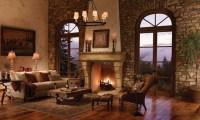 Palacio Fireplace Surround - Contemporary - Indoor ...