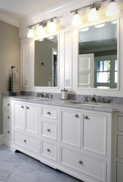 master bathroom vanity lighting ideas Master Bathroom Vanity