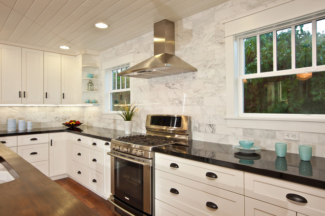 traditional kitchen by Pacific Management LLC