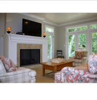 Dutch Colonial - Traditional - Living Room - grand rapids ...