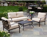Alfresco Home Farfalla Conversation Set