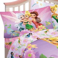 Tinkerbell Twin Bed Sheets Be Yourself Bedding ...