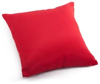 Laguna Large Pillow Red - Contemporary - Outdoor Cushions ...