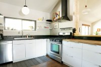 Mid Century Eclectic - Midcentury - Kitchen - austin - by ...