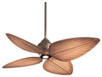 """52"""" Minka Aire Indoor Outdoor Gauguin Ceiling Fan ..."""