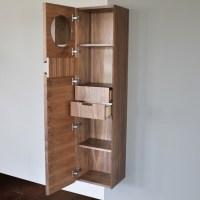 Lacava Luce FloatingTall Storage Cabinet - Modern ...