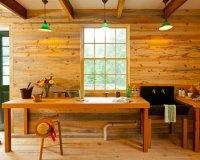 Wood Paneling Garage and Shed Design Ideas, Pictures ...