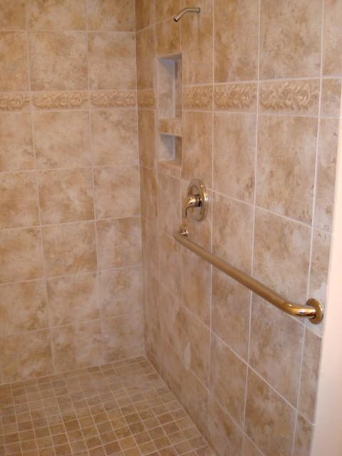 Houzz Tiled Showers  Joy Studio Design Gallery  Best Design