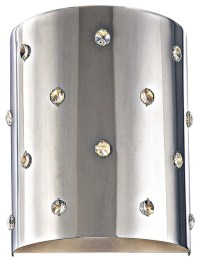 Bling Bling 1-Light Wall Sconce modern-wall-sconces
