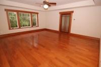 "Brazilian Cherry Flooring - Prefinished 3/4"" x 5"" Clear ..."