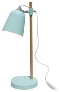 Room Essentials Wood Pole Scholar Light, Desk, Caribbean ...