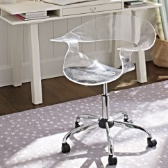 Airgo Swivel Desk Chair Office Recliner Chairs Pbteen   Room Ornament