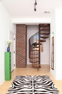 Loft & Condo - Spiral Staircase. - Contemporary ...