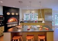 Mugnaini Indoor Wood Fired Ovens - Modern - Ovens - san ...