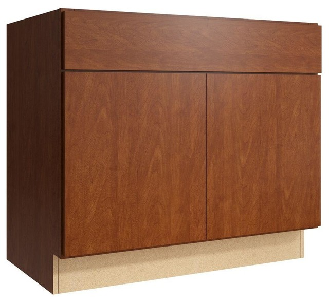 Cardell Cabinets Fiske 36 in W x 31 in H Vanity Cabinet
