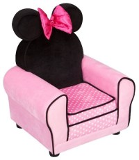 Disney Minnie Mouse Upholstered Sofa Chair
