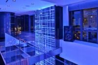 Miami Penthouse Mancave Gameroom LED Wall Panels ...
