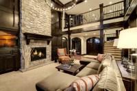Dream Home Living Room - Transitional - Living Room ...
