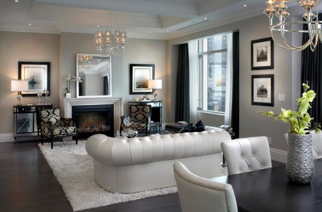 Gorgeous Living Rooms  Contemporary  Living Room  other
