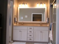 Bathroom Cabinet Refacing - Traditional - Bathroom ...