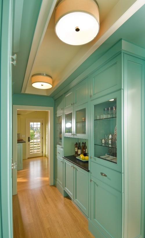 10 Butlers Pantry Ideas  Town  Country Living