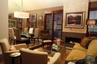 Pasadena CA Condo Remodel - Contemporary - Living Room ...