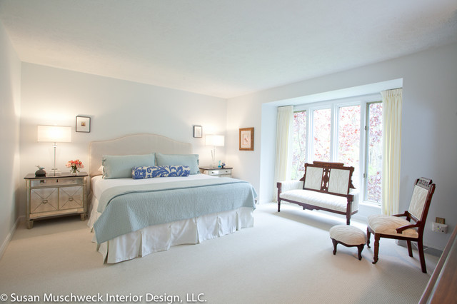 Beautifully Updated Master Bedroom Traditional Bedroom