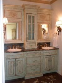 Bathroom Cabinets Storage Home Decor Ideas - Modern ...