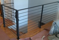 Indoor Handrails - Contemporary - Staircase - phoenix - by ...