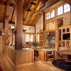 Copper Kitchen Utensil Holder Knife Sheaths Mountain Chalet - Timber Frame Rustic Other ...
