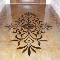 2x3 Kitchen Rug Ceiling Light Fixtures Concrete Floors - Modern Flooring Dallas By ...