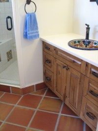 saltillo tile bathroom - 28 images - saltillo tile in ...