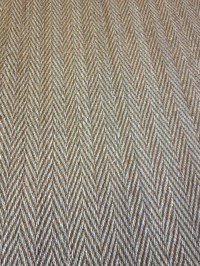Herringbone Seagrass w/ attached cushion - Traditional ...