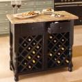 Wine storage base contemporary kitchen islands and kitchen carts
