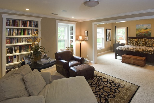 Master Bedroom Ideas With Sitting Room