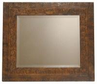Uttermost 11182 B Jackson Rustic Metal Mirror - Rustic ...