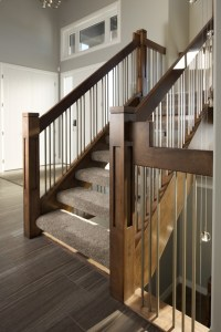 Maple Stair - Contemporary - Staircase - other metro - by ...