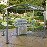 Grillzebo Grill Canopy - Contemporary - Gazebos - by ...