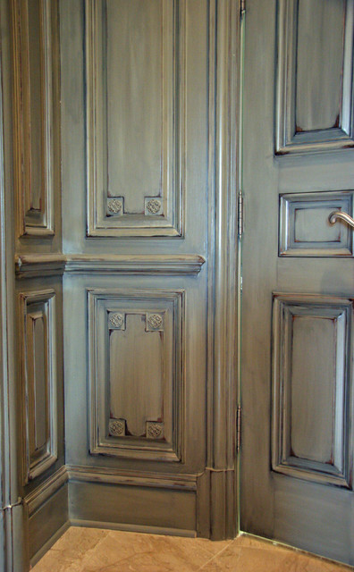 French Paneling